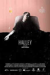 HALLEYposter