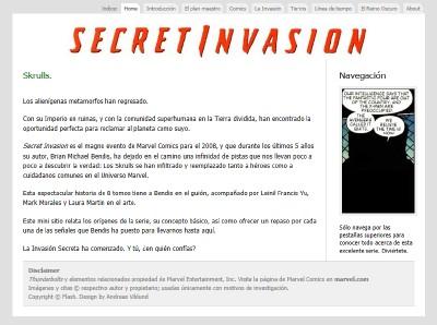 websecretinvasion